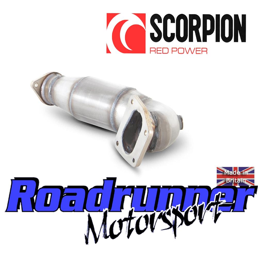 Sftx004 Scorpion Fiat 500 Abarth Sports Cat Downpipe 200